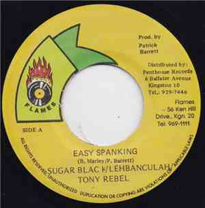 Sugar Black & Lebanchuleh Feat. Tony Rebel - Easy Spanking