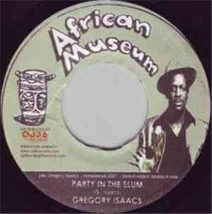 Gregory Isaacs - Party In The Slum / Native Woman
