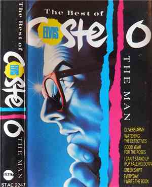 Elvis Costello - The Best Of Elvis Costello - The Man
