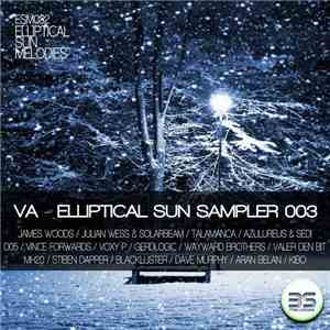 VA - Elliptical Sun Sampler 003