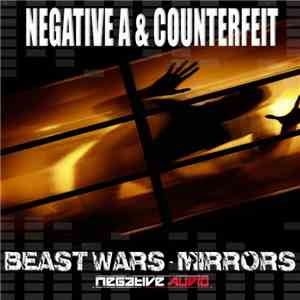 Negative A & Counterfeit  - Beast Wars - Mirrors