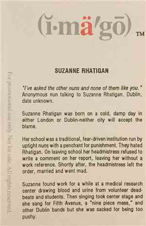 Suzanne Rhatigan - To Hell With Love