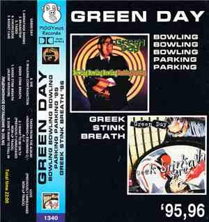 Green Day - Bowling Bowling Bowling Parking Parking / Greek Stink Breath