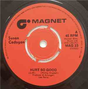Susan Cadogan / The Upsetters - Hurt So Good / Hurt So Good (Instrumental)