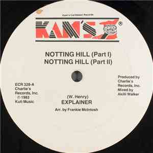 Explainer - Notting Hill / The Bible