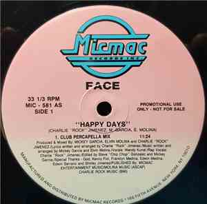 Face  - Happy Days
