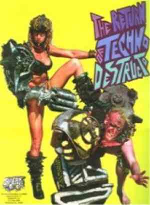 Gwar - The Return Of Techno Destructo