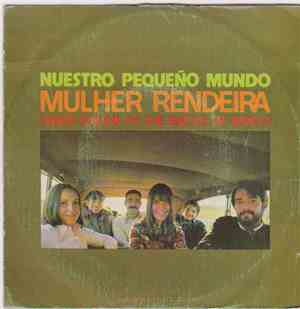 Nuestro Pequeño Mundo - Mulher Rendeira / Amen-Joshua Fit The Battle Of Jer ...