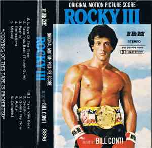Various - Rocky III (Original Motion Picture Score)